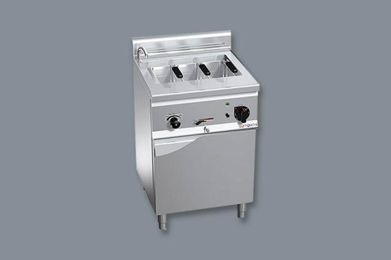 Locaclim cuisine pro for Cuisine gaz ou electrique